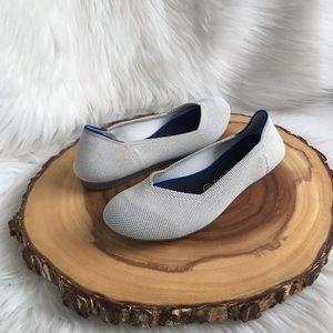 Rothy's round toe flats